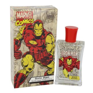 CORSAIR MARVEL COMICS SONIC BLAST EDT FOR MEN