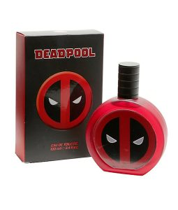 MARVEL DEADPOOL EDT FOR MEN