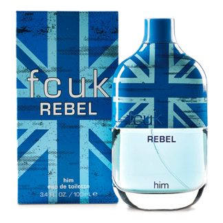 FCUK REBEL EDT FOR MEN