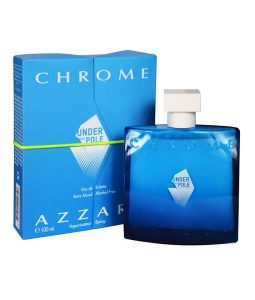 AZZARO CHROME UNDER THE POLE EDT FOR MEN
