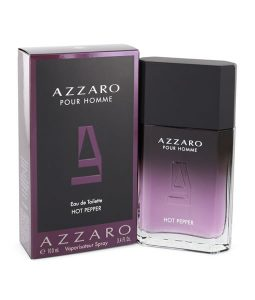 AZZARO HOT PEPPER POUR HOMME EDT FOR MEN