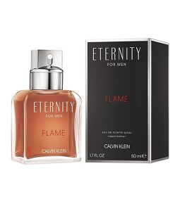 CALVIN KLEIN CK ETERNITY FLAME EDT FOR MEN