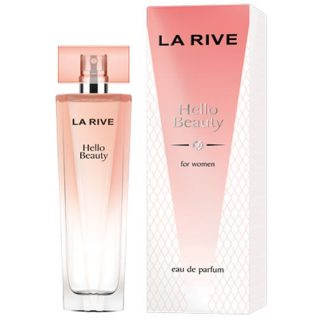 LA RIVE HELLO BEAUTY EDP FOR WOMEN