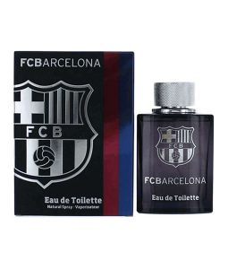 AIR VAL INTERNATIONAL FC BARCELONA BLACK EDT FOR MEN