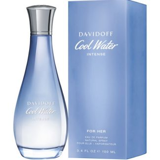 DAVIDOFF COOL WATER INTENSE EDP FOR WOMEN