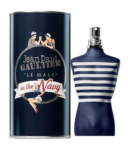 JEAN PAUL GAULTIER JPG LE MALE IN THE NAVY EDT FOR MEN