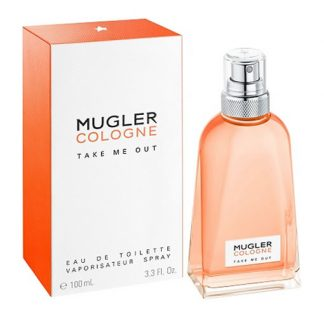 THIERRY MUGLER MUGLER COLOGNE TAKE ME OUT EDT FOR UNISEX