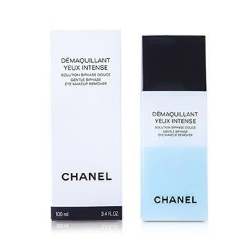 CHANEL GENTLE EYE MAKE UP REMOVER  100ML/3.3OZ