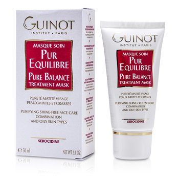 GUINOT PURE BALANCE MASK (FOR COMBINATION OR OILY SKIN)  50ML/1.7OZ