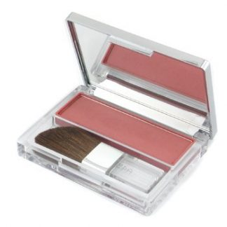 CLINIQUE BLUSHING BLUSH POWDER BLUSH - # 107 SUNSET GLOW  6G/0.21OZ