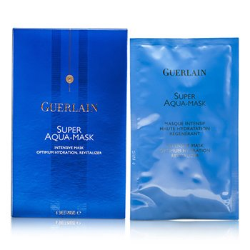 GUERLAIN SUPER AQUA-MASK (SHEET MASK)  6PCS