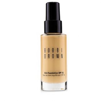 BOBBI BROWN SKIN FOUNDATION SPF 15 - # 3.5 WARM BEIGE  30ML/1OZ