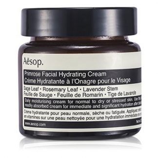 AESOP PRIMROSE FACIAL HYDRATING CREAM  60ML/2OZ