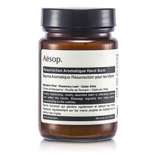 AESOP RESURRECTION AROMATIQUE HAND BALM  120ML/4OZ