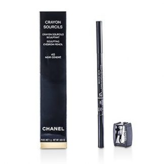 CHANEL CRAYON SOURCILS SCULPTING EYEBROW PENCIL - # 40 BRUN CENDRE  1G/0.03OZ