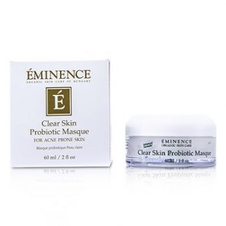 EMINENCE CLEAR SKIN PROBIOTIC MASQUE - FOR ACNE PRONE SKIN  60ML/2OZ