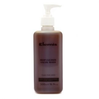ELEMIS DEEP CLEANSE FACIAL WASH (SALON SIZE)  500ML/16.9OZ