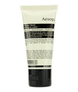 AESOP MOROCCAN NEROLI POST-SHAVE LOTION  60ML/2.12OZ