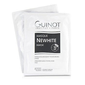 GUINOT NEWHITE BRIGHTENING MASK  7SHEETS
