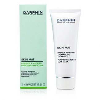 DARPHIN SKIN MAT PURIFYING AROMATIC CLAY MASK  75ML/2.8OZ