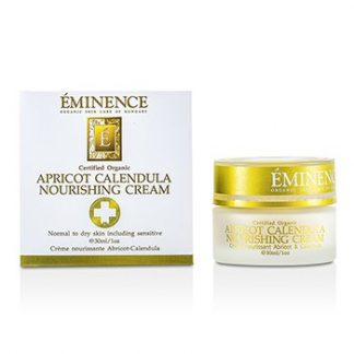 EMINENCE APRICOT CALENDULA NOURISHING CREAM - FOR NORMAL TO DRY & SENSITIVE SKIN TYPES  30ML/1OZ