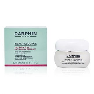 DARPHIN IDEAL RESOURCE SMOOTHING RETEXTURIZING RADIANCE CREAM (NORMAL TO DRY SKIN)  50ML/1.7OZ