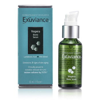 EXUVIANCE VESPERA BIONIC SERUM  30ML/1OZ