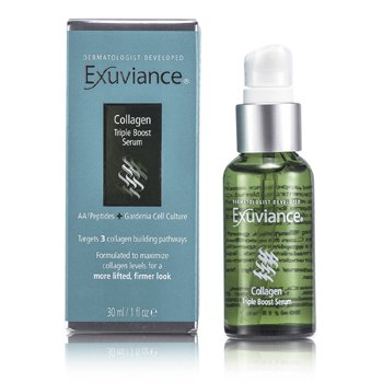 EXUVIANCE COLLAGEN TRIPLE BOOST SERUM  30ML/1OZ