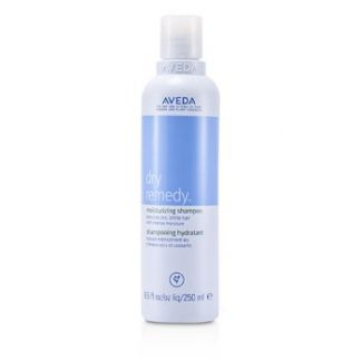 AVEDA DRY REMEDY MOISTURIZING SHAMPOO (FOR DRENCHES DRY, BRITTLE HAIR)  250ML/8.5OZ
