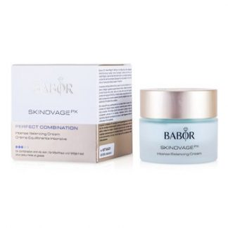 BABOR SKINOVAGE PX PERFECT COMBINATION INTENSE BALANCING CREAM (FOR COMBINATION & OILY SKIN)  50ML/1.7OZ
