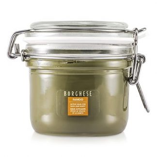 BORGHESE FANGO ACTIVE MUD FACE & BODY (JAR)  212G/7.5OZ
