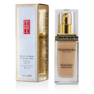 ELIZABETH ARDEN FLAWLESS FINISH PERFECTLY NUDE MAKEUP SPF 15 - # 07 GOLDEN NUDE  30ML/1OZ