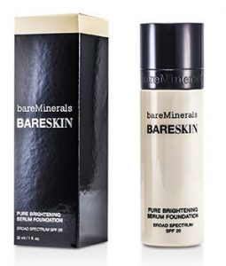 BAREMINERALS BARESKIN PURE BRIGHTENING SERUM FOUNDATION SPF 20 - # 01 BARE PORCELAIN  30ML/1OZ