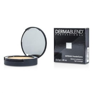DERMABLEND INTENSE POWDER CAMO COMPACT FOUNDATION (MEDIUM BUILDABLE TO HIGH COVERAGE) - # BRONZE  13.5G/0.48