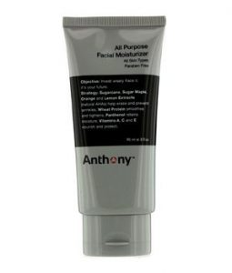 ANTHONY LOGISTICS FOR MEN ALL PURPOSE FACIAL MOISTURIZER  90ML/3OZ
