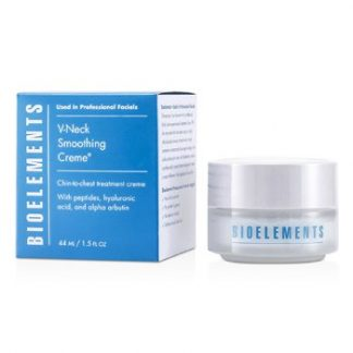 BIOELEMENTS V-NECK SMOOTHING CREME - FOR ALL SKIN TYPES  44ML/1.5OZ