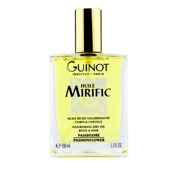 GUINOT HUILE MIRIFIC NOURISHING DRY OIL (BODY & HAIR)  100ML/3.3OZ