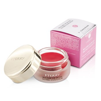 BY TERRY BAUME DE ROSE NUTRI COULEUR - # 3 CHERRY BOMB  7G/0.24OZ