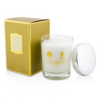 FLORIS SCENTED CANDLE - LAVENDER & MINT  175G/6OZ