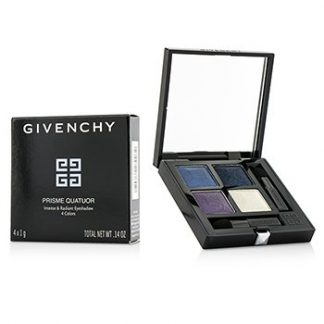 GIVENCHY PRISME QUATUOR 4 COLORS EYESHADOW - # 2 ECUME  4X1G/0.14OZ