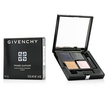 GIVENCHY PRISME QUATUOR 4 COLORS EYESHADOW - # 5 FRISSON  4X1G/0.14OZ