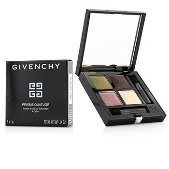 GIVENCHY PRISME QUATUOR 4 COLORS EYESHADOW - # 7 TENTATION  4X1G/0.14OZ