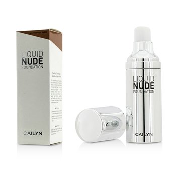 CAILYN LIQUID NUDE FOUNDATION - #06 TROPICAL GLOW  30ML/1OZ