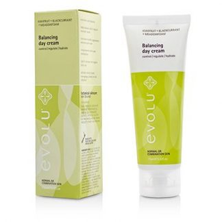 EVOLU BALANCING DAY CREAM (NORMAL OR COMBINATION SKIN)  75ML/2.6OZ