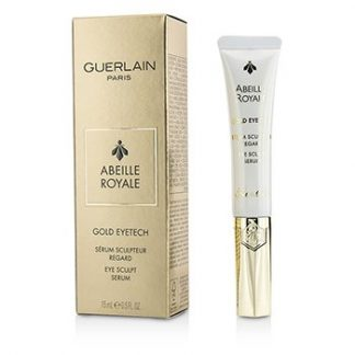 GUERLAIN ABEILLE ROYALE GOLD EYETECH EYE SCULPT SERUM  15ML/0.5OZ