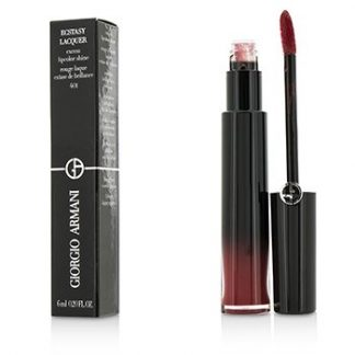GIORGIO ARMANI ECSTASY LACQUER EXCESS LIPCOLOR SHINE - #401 RED CHROME  6ML/0.2OZ