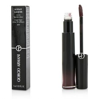 GIORGIO ARMANI ECSTASY LACQUER EXCESS LIPCOLOR SHINE - #200 NIGHT BERRY  6ML/0.2OZ