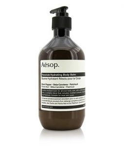 AESOP RESOLUTE HYDRATING BODY BALM  500ML/17OZ