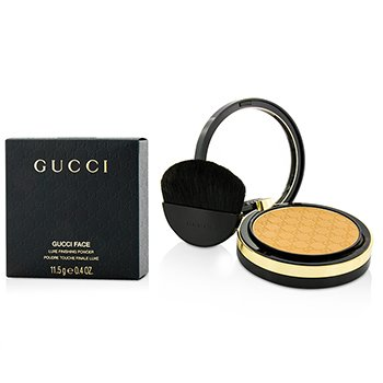 GUCCI LUXE FINISHING POWDER - #060 (DARK)  11.5G/0.4OZ