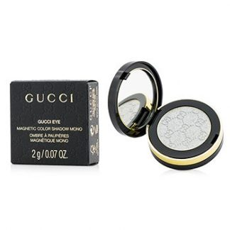 GUCCI MAGNETIC COLOR SHADOW MONO - #010 LIQUID SILVER  2G/0.07OZ